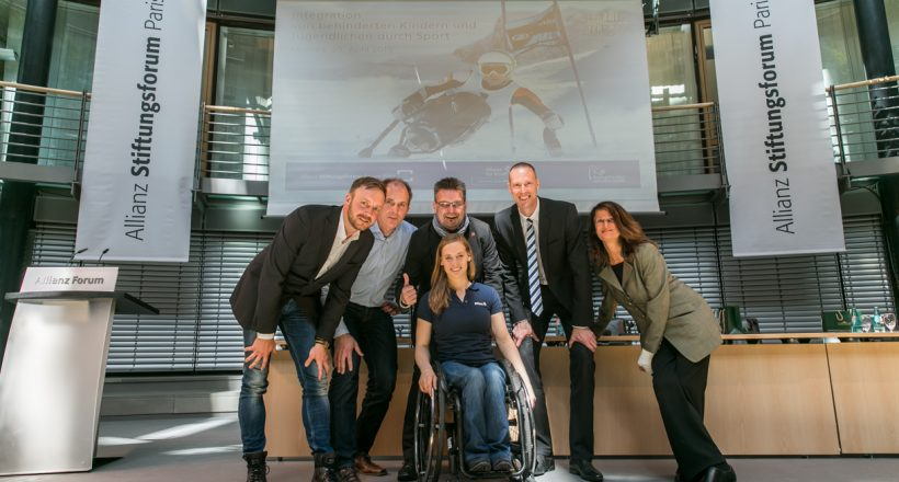 Der Rollstuhl, das Sportgerät