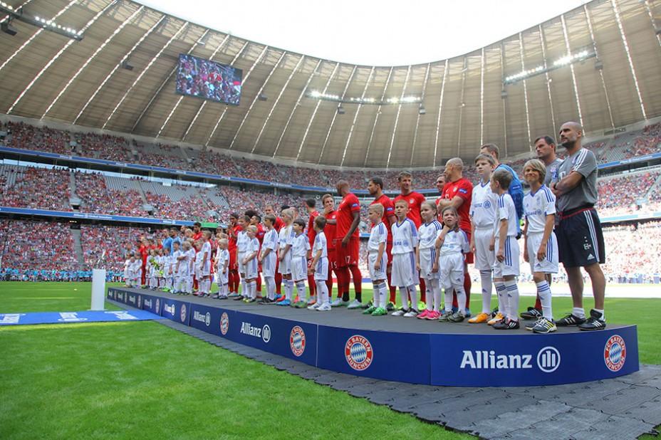 Saisonauftakt: der aktuelle Kader des FC Bayern München