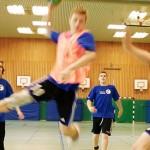 Integratives Handball spielen