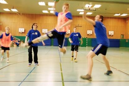 Inklusion durch Handball