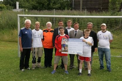 Fußballgruppe Lautenbach