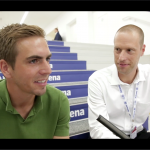 Philipp Lahm und Markus Nitsche sprechen über ihr Engagement für Kinder.