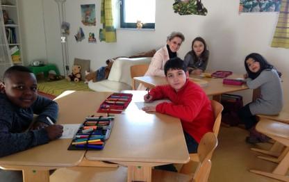 Mehr Lernpaten dank Allianz Spende