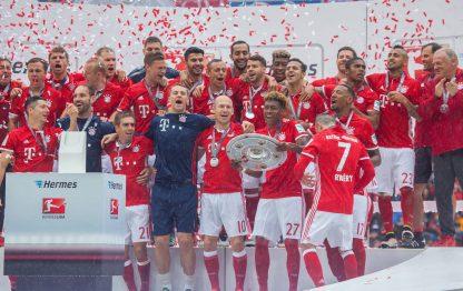 Treffen Sie die FC Bayern Stars!