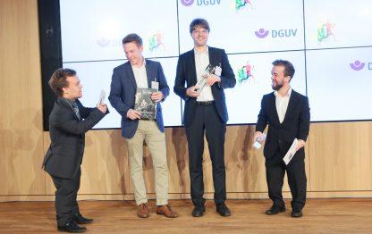 Allianz Kundenzeitschrift gewinnt German Paralympic Media Award