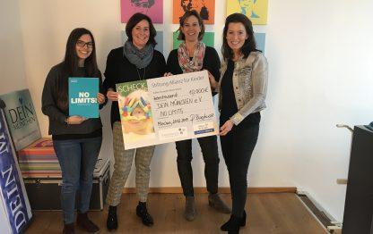 10.000 Euro für DEIN MÜNCHEN